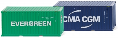 Zubehörpackung - 40`` Container 1:87