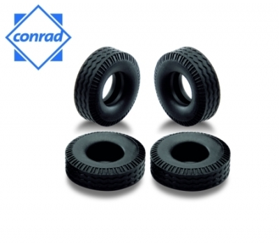 CONRAD-EXTRA Reifenset 17,0 mm Rs   1:50