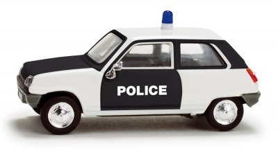 Renault R5 ``Police`` 1:87