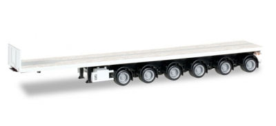 Nooteboom Ballasttrailer 6a,we; 1:87
