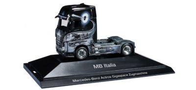 MB Actros Gigaspace Zugmaschine 1:87