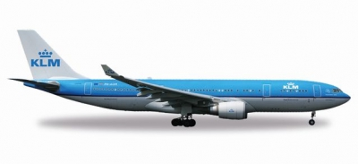 A330-200 KLM; 1:500