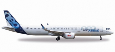 A321neo Airbus; 1:500