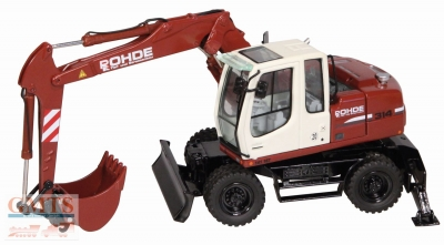 LIEBHERR A 314 Litronic, Mobilbagge;1:50