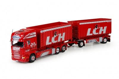 Scania R Streaml. TL Containerkomb. 1:50