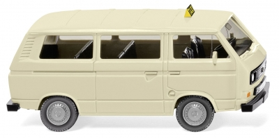 Taxi - VW T3 Bus 1:87