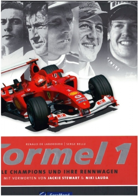 Formel 1  - Alle Champions