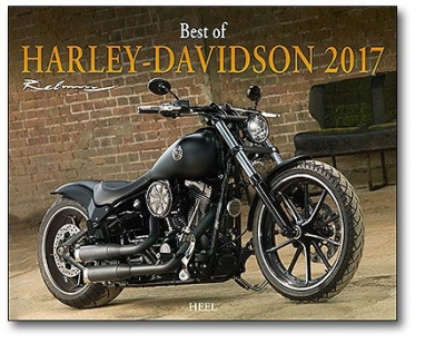 Kalender Best of Harley Davidson 2017