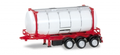 26 ft. Containerch m. Swapcontainer 1:87