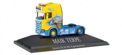 Scania CS 20 Zgm ``Mike Terpe``; 1:87