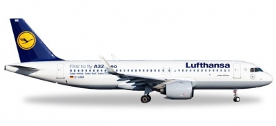 A320neo LH ``First to FLy``; 1:500