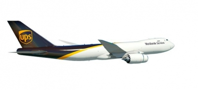 B747-8F UPS Airlines; 1:500