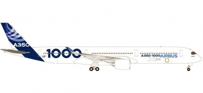 A350-1000 Airbus; 1:500