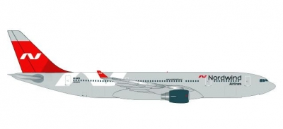 A330-200 Nordwind Airlines; 1:500