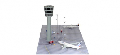 Airport Tower; 1:200