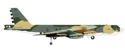 B-52H USAF 644th Sp. Someplace; 1:200