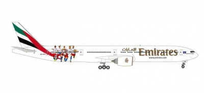 B777-300ER Emirates HSV; 1:200