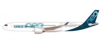 A330-900neo Airbus; 1:200
