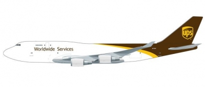 B747-400F UPS Airlines; 1:250