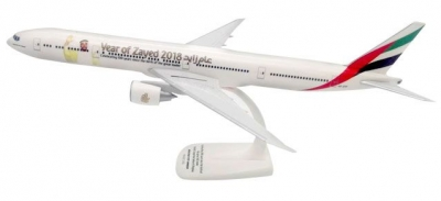 B777-300ER Emirates ``Zayed``; 1:200