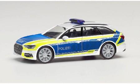 Audi A6 Avant, Polizei 1:87