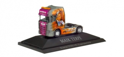 Scania CR 20 HD Zugmaschine 1:87