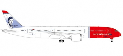 B787-9 Norwegian, F. Mercury; 1:87