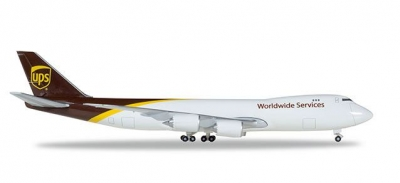 B747-8F UPS Airlines, N607UP; 1:500