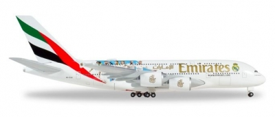 A380 Emirates Real M. 2018; 1:500