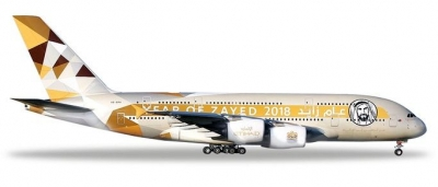 A380 Etihad, Year of Zayed; 1:500