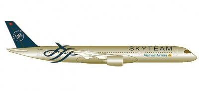 A350-900 Vietnam Air, SkyTeam; 1:500