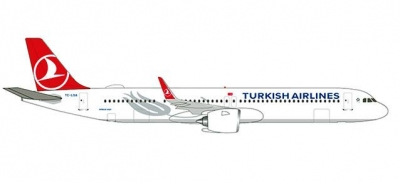 A321neo Turkish Airlines; 1:500