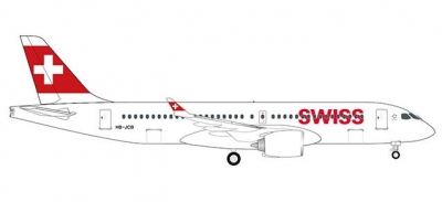 A220-300 Swiss Air Lines; 1:500