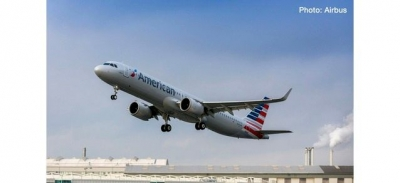 A321neo American Airlines; 1:500