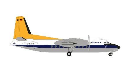 Lufthansa Fokker F27 Friendsh.; 1:200