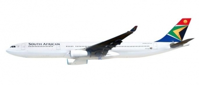 A330-300 South African Airways; 1:200