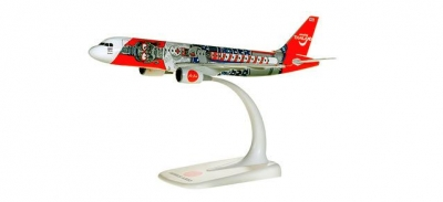 A320 Thai Air Asia, Amazing T; 1:200