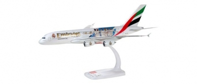 A380 Emirates Real Madrid 2018; 1:250