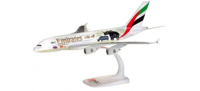 A380 Emirates, Wildlife; 1:250