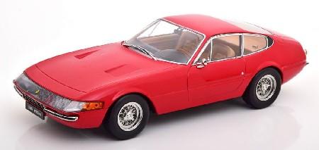 Ferrari 365 GTB Daytona 1969 red 1:18