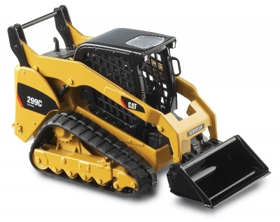 Cat 299C Compact Track Loader; 1:32