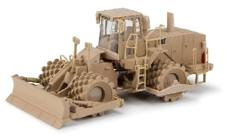 Cat 815H Military Soil Compactor / Desse
