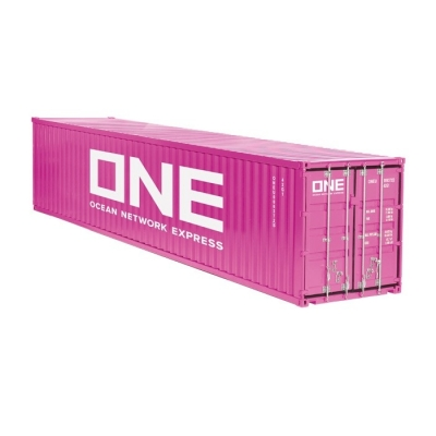 40Ft  Container ``One`` magenta   1:18