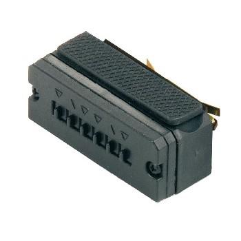 G-Anbauschalter für elektr. Weichenantri
