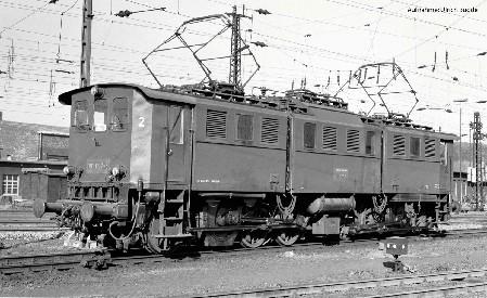 ~E-Lok/Sound BR 191 DB IV + PluX22 Dec.