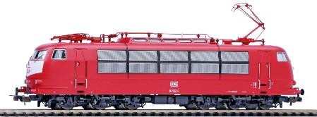 E-Lok BR 103 DB orientrot IV + DSS PluX2