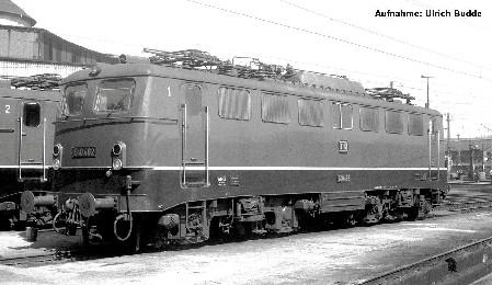 E-Lok E 40 DB III,grün