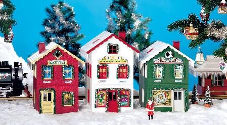 G-FM Weihnachts-Zuckerwaren-Laden