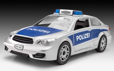 Polizeiwagen  - Junior Kit