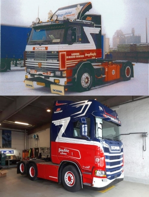 Scania 142 und Next Generation   1:50